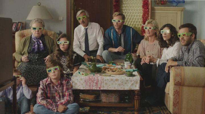 'Cuéntame como pasó' gafas 3d