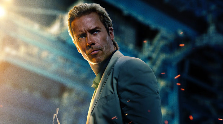 Guy Pearce en 'Iron Man 3'