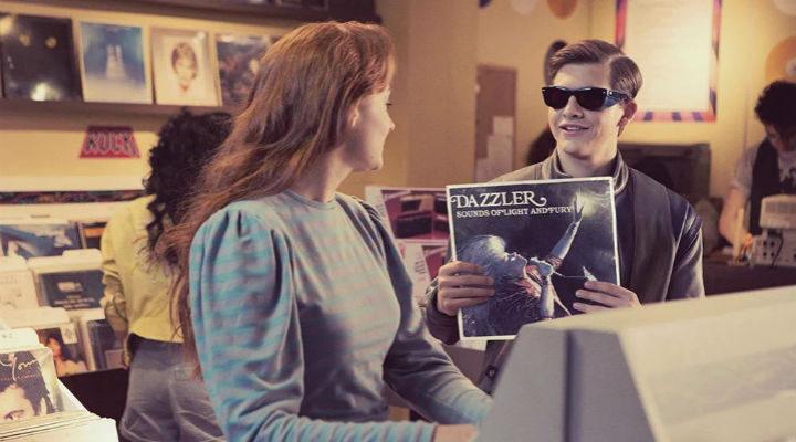 Jean Grey y Scott Summers en el 'mall'