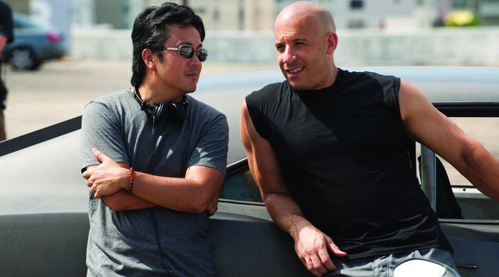 Rodaje de 'Fast & Furious' con Justin Lin y Vin Diesel