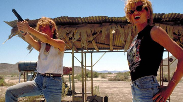 Thelma y Louise, de víctimas a criminales