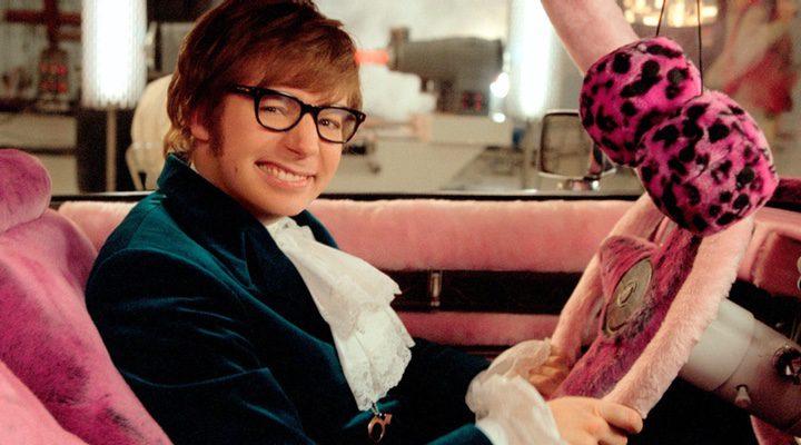 Fotograma de la saga 'Austin Powers'