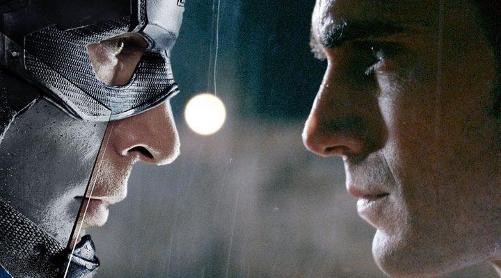 'Capitán América: Civil War' y 'Batman v Superman: El amanecer de la justicia'