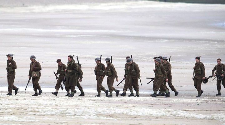 Extras en 'Dunkirk'