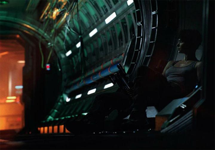 Katherine Waterson en la primera imagen de 'Alien: Covenant'