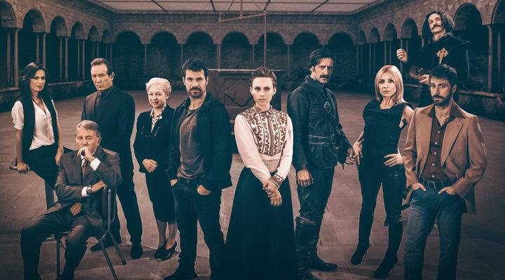 'El ministerio del tiempo' segunda temporada