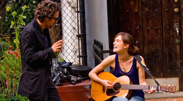 Keira Knightley y Mark Ruffalo en 'Begin Again'