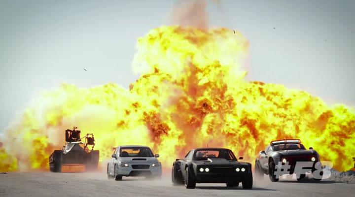 'Fast & Furious 8': Brutales escenas en la gélida Islandia en el nuevo vídeo del rodaje