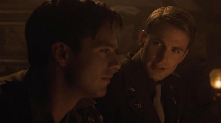¿Hay amor entre Bucky y Steve?