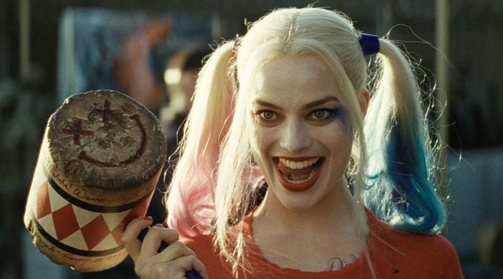Harley Quinn en 'Escuadrón Suicida'