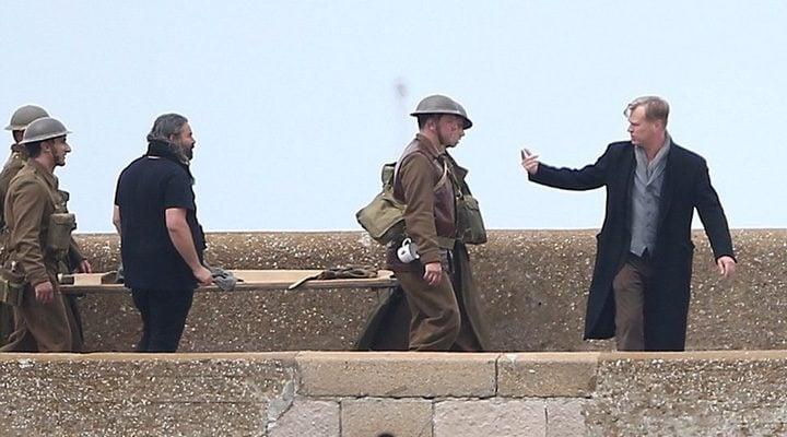 Rodaje 'Dunkirk'