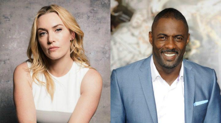 Kate Winslet e Idris Elba