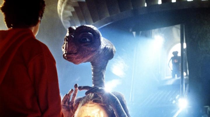 7 curiosidades de 'E.T.'
