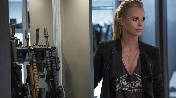 Charlize Theron en 'Fast & Furious 8'