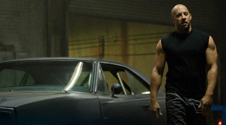 Vin Diesel 'Fast & Furious'