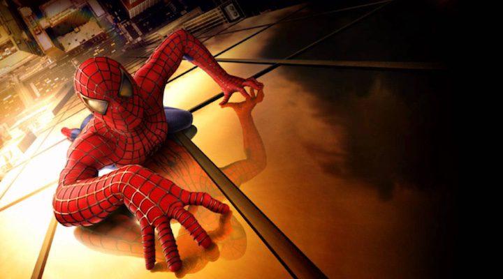 Spider-Man 2002, Sam Raimi