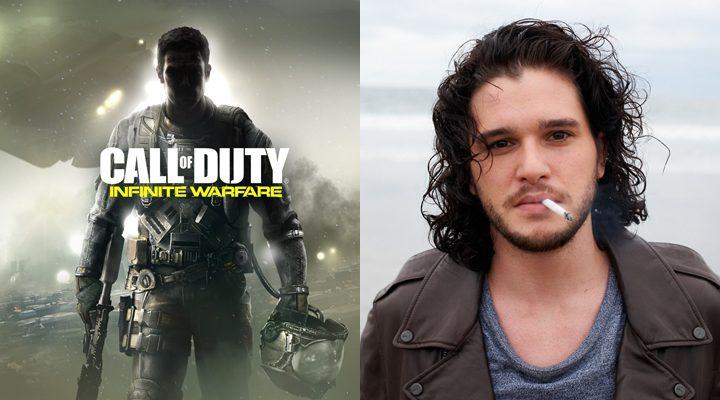 Kit Harington en 'Call of Duty: Infinite Warfare