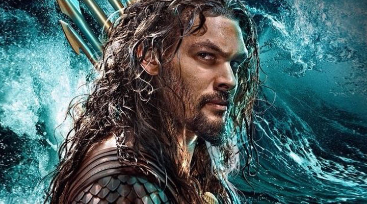 'Aquaman' art