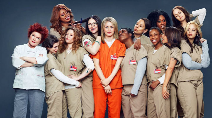 El reparto de 'Orange Is the New Black'