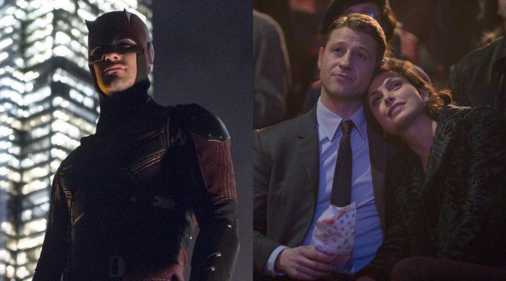 Daredevil y Gotham