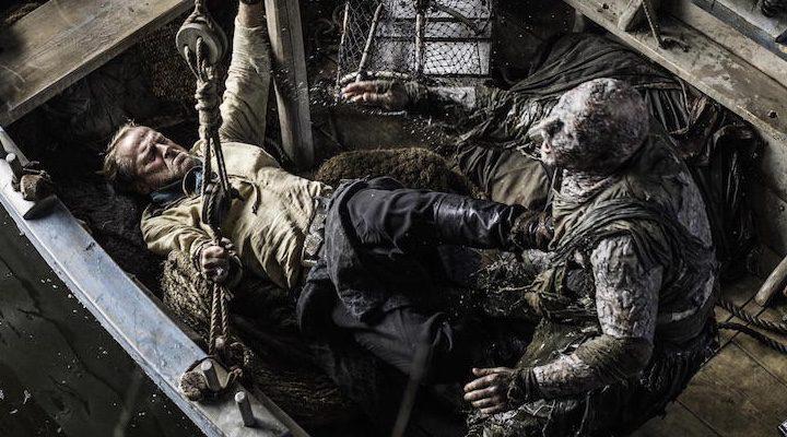Iain Glen como Jorah Mormont en 'Juego de Tronos'