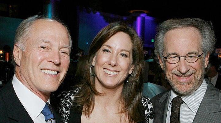 Spielberg, Kennedy y Marshall