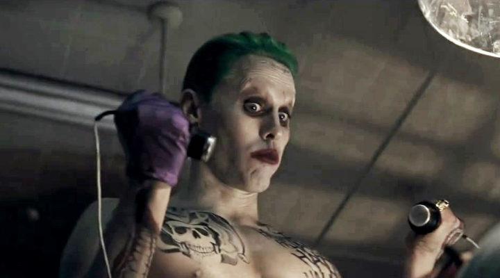Joker Jared Leto Escuadrón Suicida