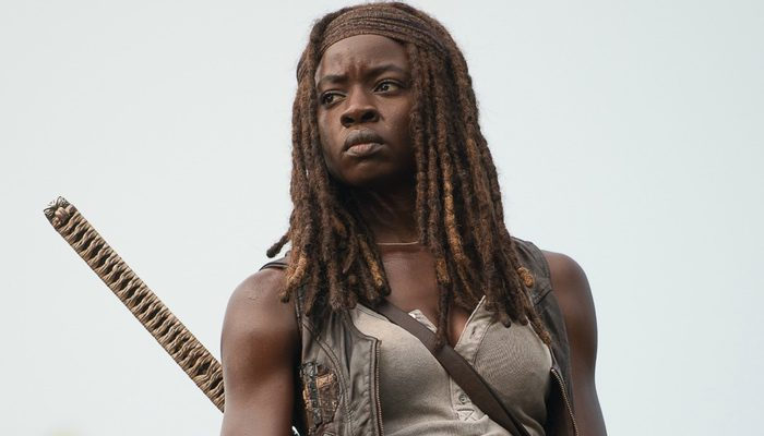 Danai Gurira en 'The Walking Dead'
