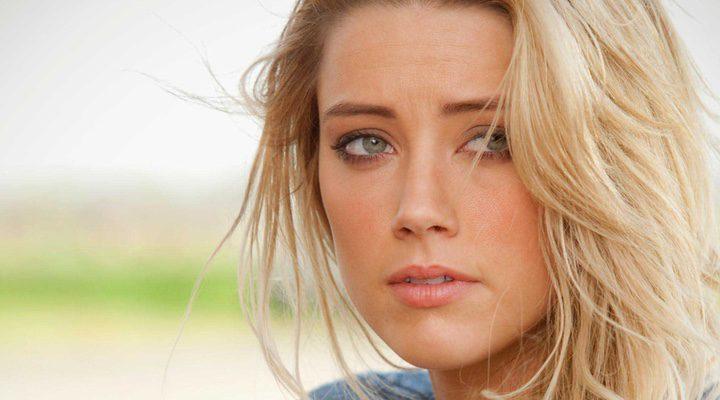 Amber Heard parece haber perdido 9 kilos durante su estresante proceso de divorcio