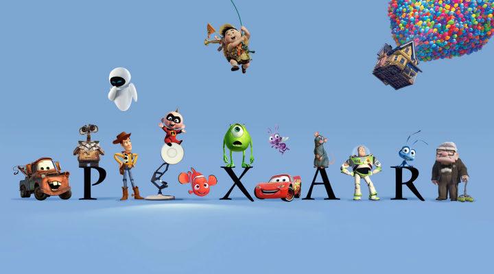Pixar y sus inolvidables personajes
