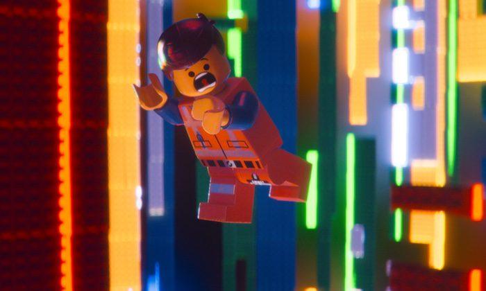 Fotograma de 'La LEGO película'