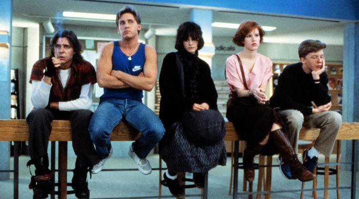 'El club de los cinco', la película más aclamada de John Hughes