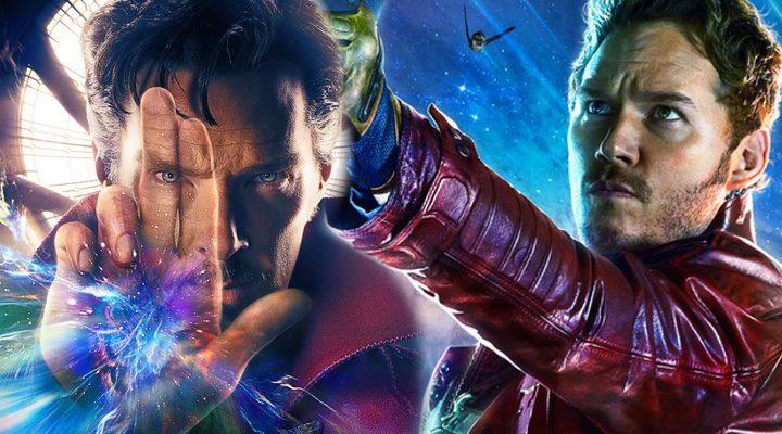 'Dr. Strange' y 'Guardianes de la Galaxia Vol.2'