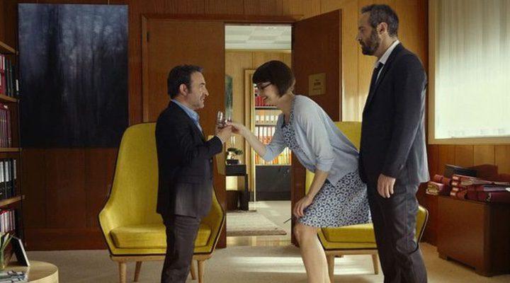 'Un hombre de altura' Alexandre, Coralie y Bruno