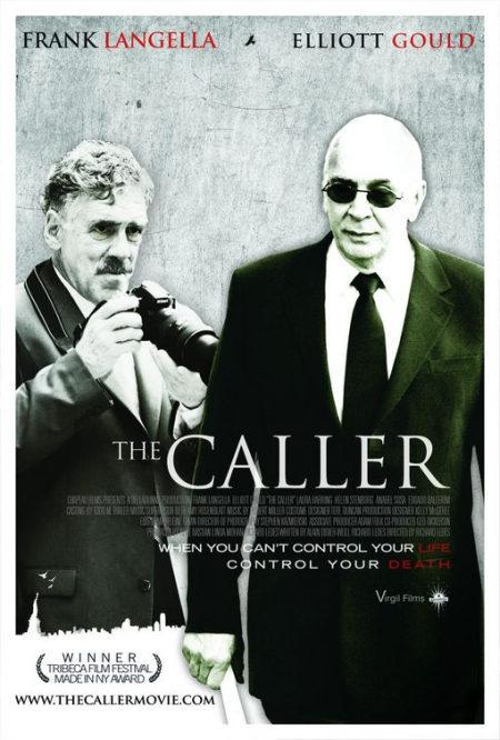 'The caller', lo nuevo de Frank Langella