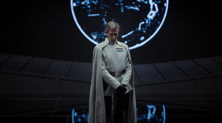 Ben Mendelsohn en Rogue One: Star Wars