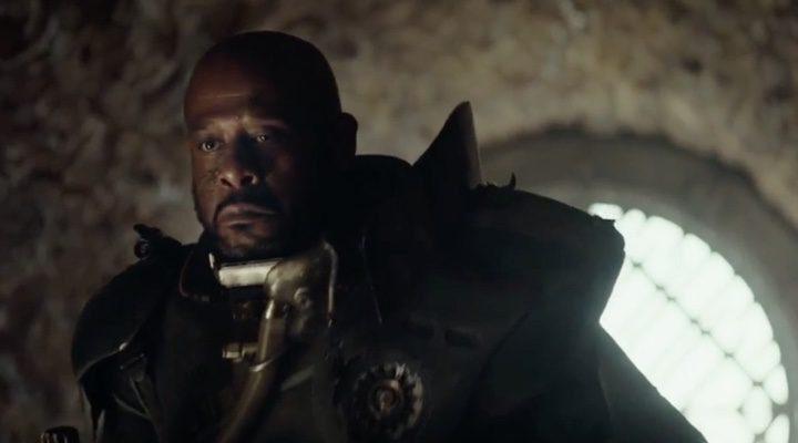 Forest Whitaker en Rogue One: Star Wars
