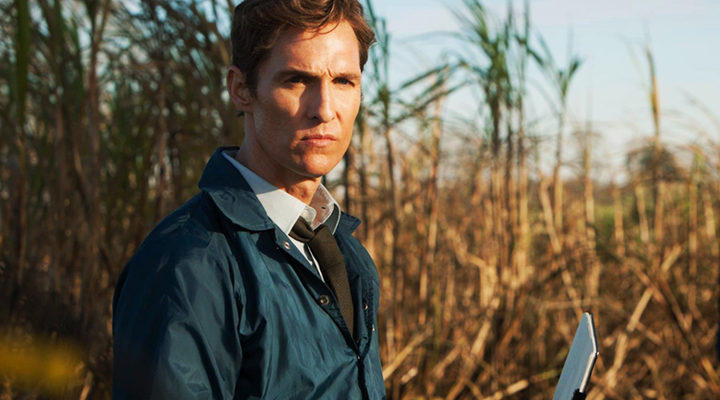 Matthew McConaughey en 'True Detective'