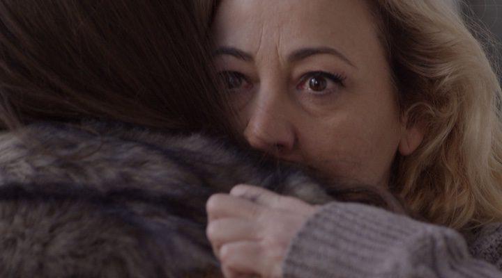Carmen Machi en 'La puerta abierta', en la que hace de prostituta
