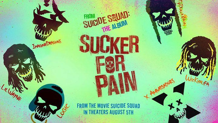 'Sucker For Pain' imagen promocional