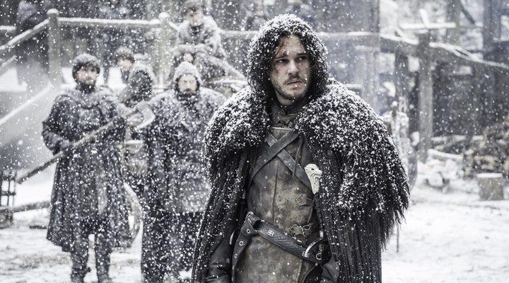'Juego de Tronos' Jon Snow
