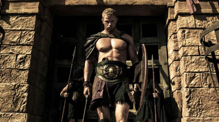 Kellan Lutz en 'Hércules: El origen de la leyenda'