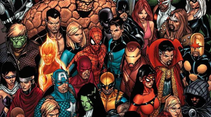 ¿Veremos algún día a todos estos personajes juntos en el cine?