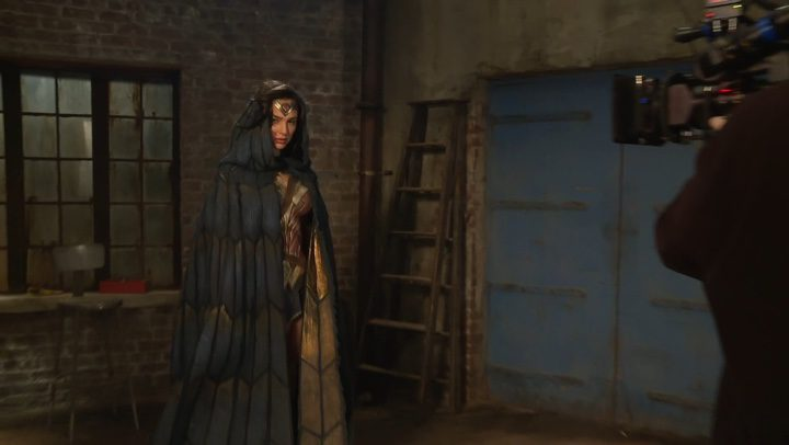 Imagen de Gal Gadot en 'Wonder Woman'