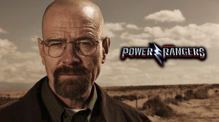 Bryan Cranston en 'Power Rangers'
