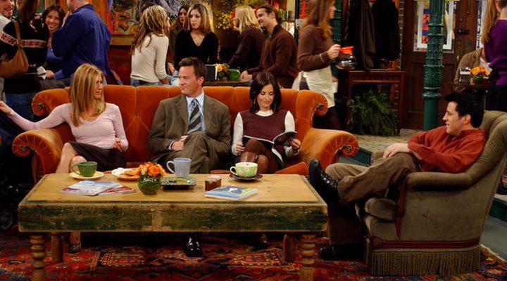 'Friends' en Central Perk