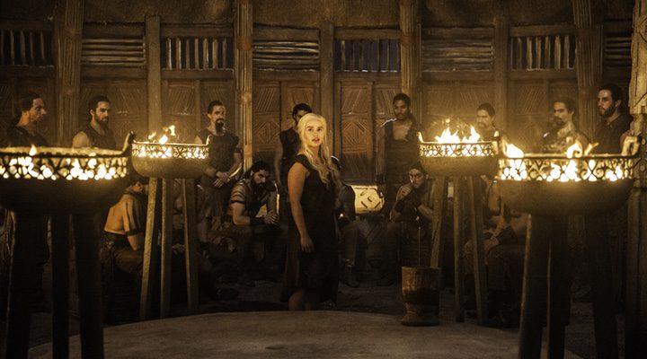 Fotograma de la sexta temporada de 'Juego de Tronos'