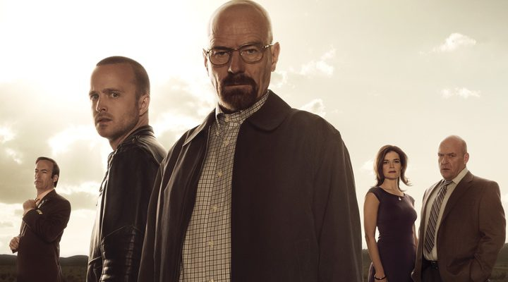 Bryan Cranston en 'Breaking Bad'