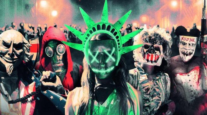 'Election: La Noche de las Bestias'