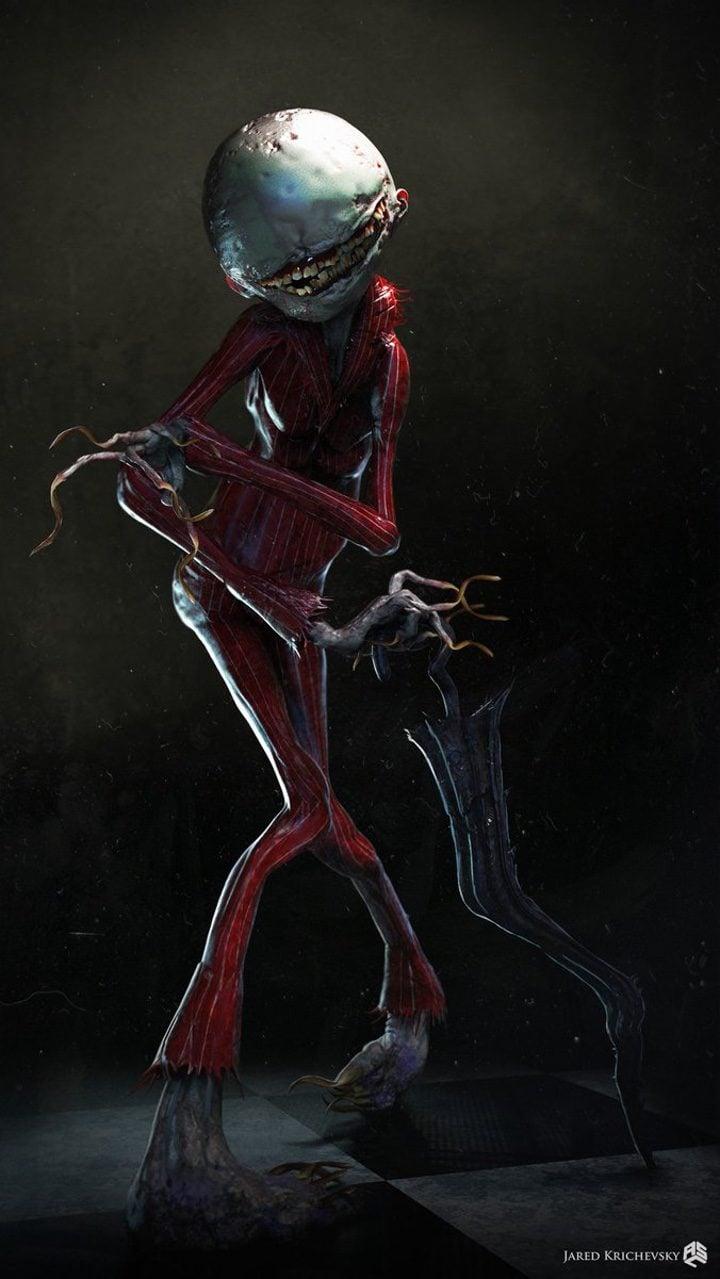 El Hombre Torcido 1